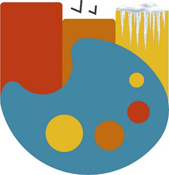 Акварель лого